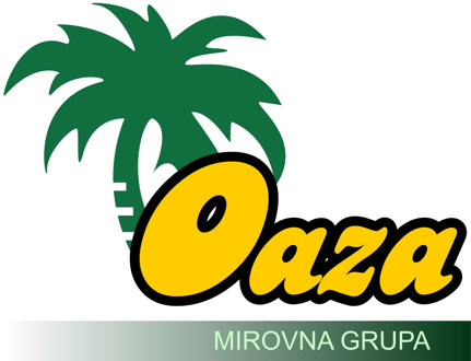 Logo Mirovne grupe Oaza