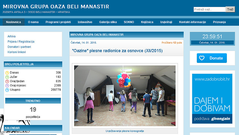Radio banska kosa beli manastir online dating