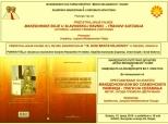Poziv na promociju knjige Jagode Cvetičanin