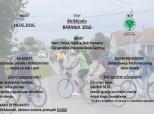 Biciklijada se odgađa za 28. V. 2016.