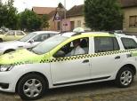 Novo u Belom Manastiru: Taksi