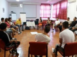 Napredni trening za romske aktiviste