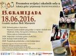 Pozivnica na 15. Grahijadu
