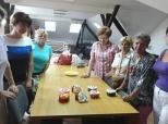 Likovno-kreativne radionice za žene utorkom (V/2016)
