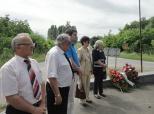 Položeni vijenci i na Bolmanski spomenik