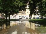 Fotoubod: Poplava u Direktorskoj ulici