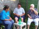 Druženje starijih osoba u Kneževu