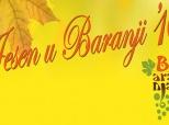 """Program manifestacije """"Jesen u Baranji '16."""""""