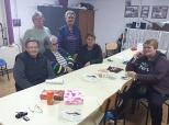 Druženje starijih osoba u Popovcu