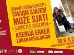 Poziv na dobrotvorni koncert u Osijeku