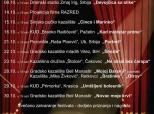 Najava Festivala kazališnog stvaralaštva