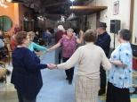 Plesna večer u Staračkom domu