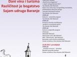 Program trostruke manifestacije u Belom Manastiru