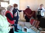 Izložba jastuka i pokrivala u Etnološkom centru
