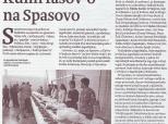 """Zagrebačke """"Novosti"""" o 16. Kulinijadi u Jagodnjaku"""