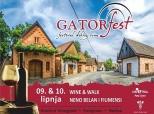 Najava Gatorfesta - festivala dobrog vina