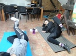 Poziv na besplatnu medicinsku gimnastiku