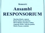 Koncert Ansambla Responsorium
