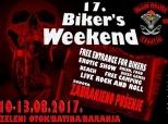 Poziv na bajkerski vikend u Batini
