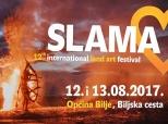 Pozivnica na Land-art-festival Slama
