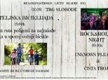 """Poziv na """"Obiteljsku biciklijadu"""" u Belom Manastiru"""
