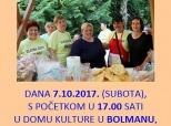 Poziv na izložbu u Bolmanu