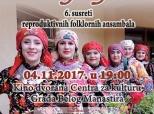 Poziv na folklorni koncert u Belom Manastiru