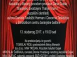 Poziv na promociju knjige o kazalištu u Baranji