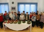 Izložba božićnih i novogodišnjih ukrasa