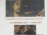Poziv na Večer ruskog filma u Belom Manastiru