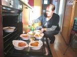 Donacija kuhane hrane za ugrožene Belomanastirce