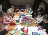 Likovno-kreativne radionice za žene utorkom (XII/2016)
