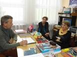 Sastanak projektnog tima u Gimnaziji