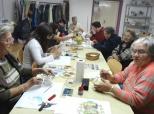 Treća likovno-kreativna radionica u Popovcu
