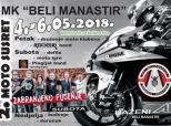 Najava 2. motosusreta u Belom Manastiru