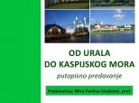 Poziv na putopisno predavanje o Rusiji