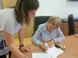 """Potpisan ugovor za projekt """"Dostojanstveno starenje III"""""""
