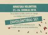 """Dokumentarni film o manifestaciji """"Hrvatska volontira"""""""