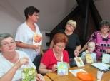Anine likovno-kreativne radionice za žene (VII/2018)