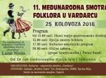 Smotra folklora u Vardarcu