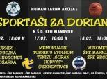 Humanitarna akcija: Sportaši za Doriana