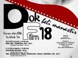 Najava revije dokumentarnih filmova