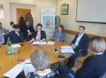 Radni sastanak u Gradu Belom Manastiru