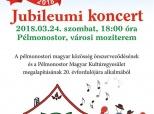 """Poziv na obilježavanje 20 godina MKU """"Pélmonostor"""""""