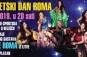 Svjetski dan Roma: Glazbeni spektakl u Belišću
