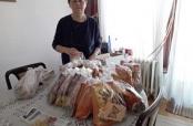 Uskršnji poklon-paketići za korisnike toplih obroka