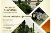 Proslava Praznika rada na Šećeranskom jezeru