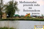 Fotovijest: Prvi maj na Šećeranskom jezeru