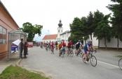 "Biciklijada ""Tour de Slavonija & Baranja"" prošla kroz Bolman"
