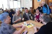 """""""Oazina"""" volonterska akcija u Domu za starije"""